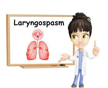 Ларингоспазм: у детей, взрослих, неотложная помощь