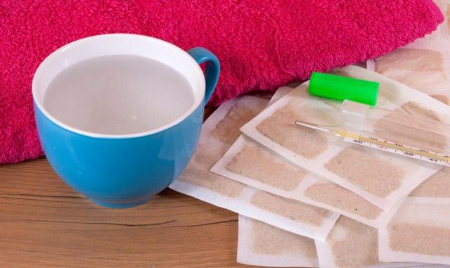 Горчичники: как ставить, куда, когда можно, при кашле