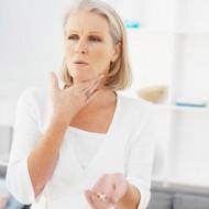 Как бороться со слизью в горле