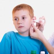 Перекись водорода в ухо от пробок детям