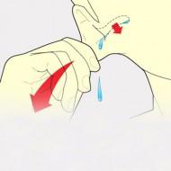 Жидкость в ухе за барабанной перепонкой